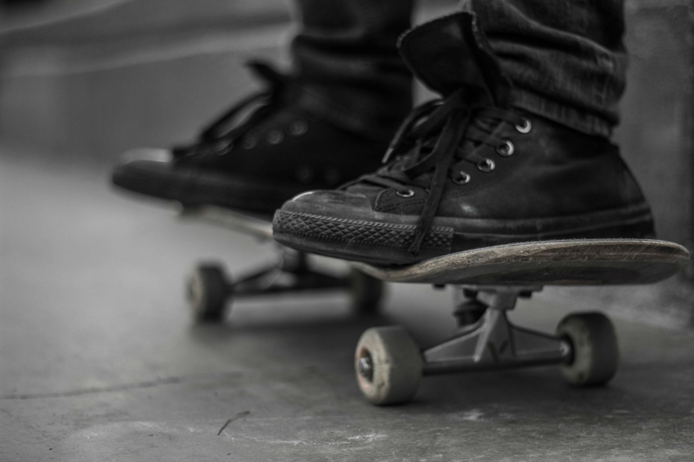 agil marknadsföring och kommunikation B2B skateboard