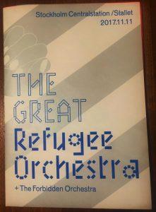 The Forbidden Orchestra består av kvinnor som spelar instrument de inte fick spela i sitt hemland. #Grotesco