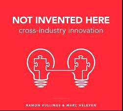 Not Invented Here är boken som ger insikt, handfasta och konkreta råd för innovation och best practices från olika affärsmodeller och branscher inom både B2B och B2C.