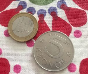 One night they went into my wallet and took out coins. A Swedish 5-coin. A 1 Euro. 5 equals the 5 NATO-countries who are harrassing me. The 1 Euro tells me that the fact that my children are taken away from me in faked custody court cases is a result of European (and US) politics. The custody court cases are harassment. Pure isolation and harrasment. No 1 has been repeated at the psychiatric asylum as well. I am assigned room 1. Red Fords wait outside when that happens. Happy days, FBI. Moral: Police is not always the police. It's an illusion.