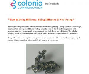 Dump Reflektion koncept